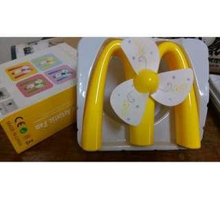 麥當勞電風扇