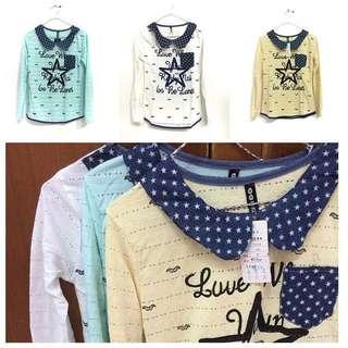 Longtee blouse