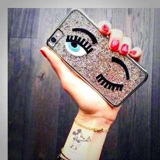 ✨超夯眨眼睛👀手機殼✨