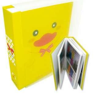 黃色小鴨相本 可放200張