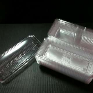 Clear Food Packaging  (New)