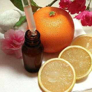 BE RADIANT - Vitamin C Serum (Natural, Organic, Handmade, Tightening, Youthful, Collagen)