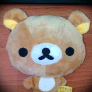 (已賣出)拉拉熊零錢包