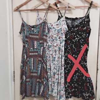 Factorie Sundresses $5 Each Size L (pre-loved)