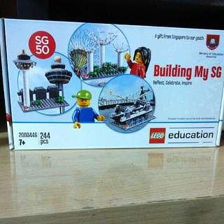*Pending* [SEALED] SG50 Lego Set