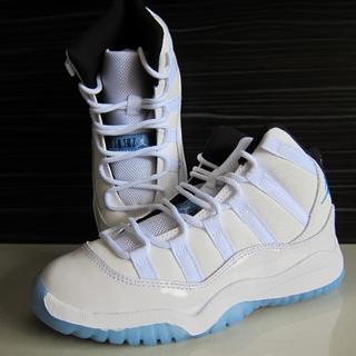 Air Jordan Retro XI (11) LEGEND BLUE PS Size 1yr **BRAND NEW** **DEADSTOCK**