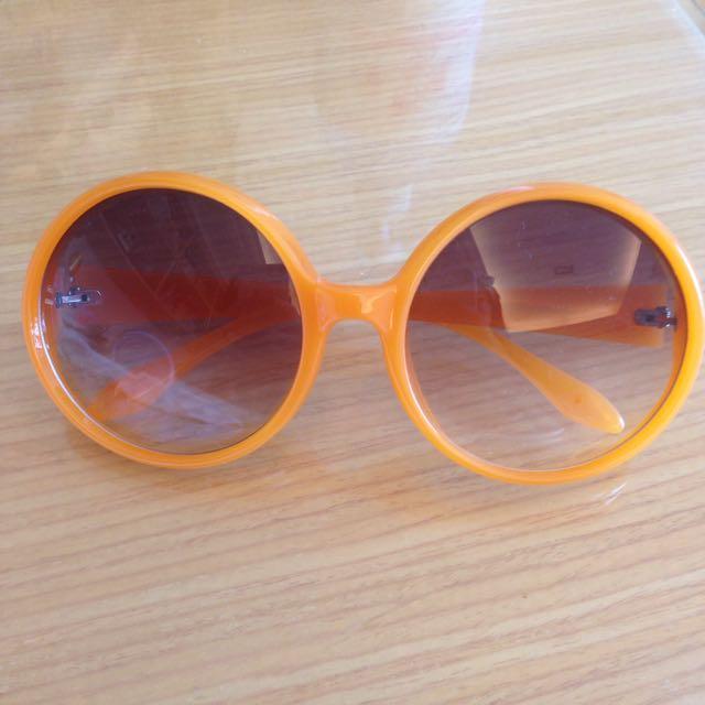 復古圓墨鏡 太陽眼鏡