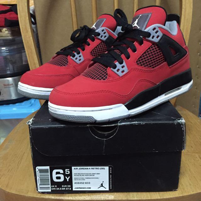 professional sale free shipping high quality Air Jordan 4 Toro GS & Air Jordan 6 Infra GS, Sports on ...