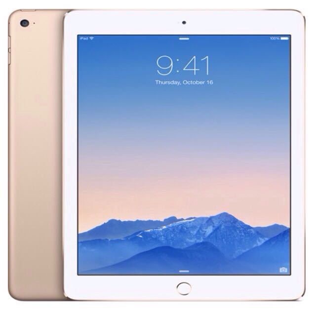 Last Days (BN) iPad Air 2 Gold 64GB Wifi Only