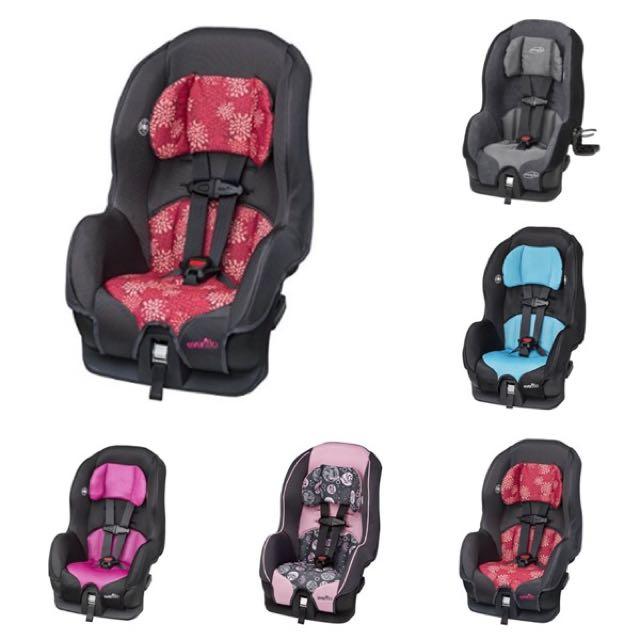 BNIB Evenflo Tribute LX Convertible Car Seat Babies Kids On