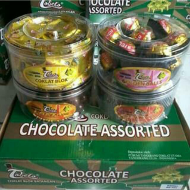 Coklat Tobelo Assorted Food Drinks On Carousell