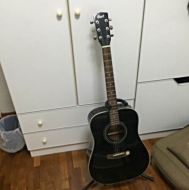 Cort Guitar Bought From Italy
