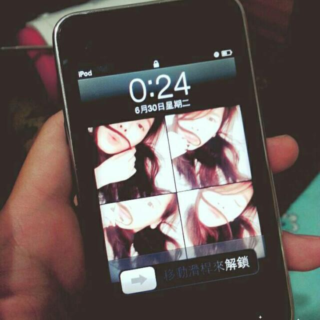IPOD TOUCH 2代 8G