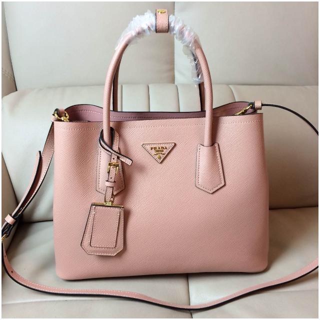 Prada Wallet Orchid Pink