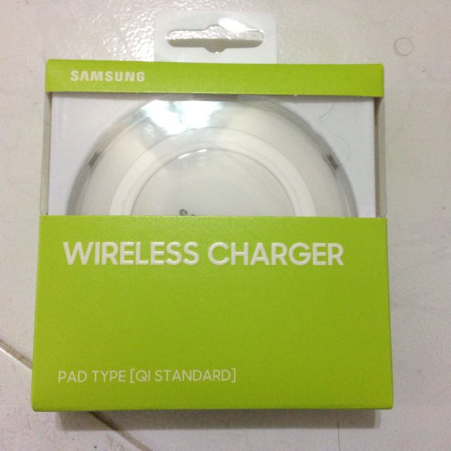(reserved) samsung Wireless Charger