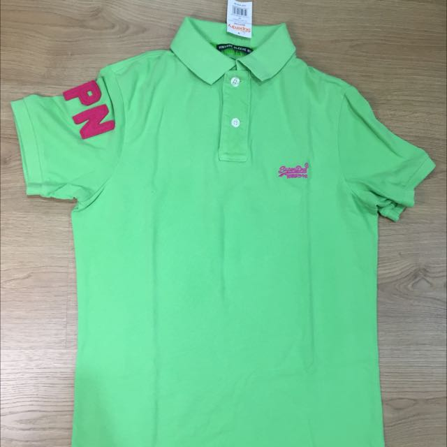 SuperDry Polo衫 M號