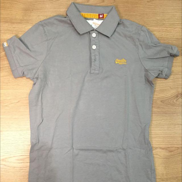SuperDry Polo衫 M/L號