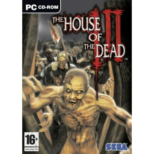The House Of The Dead 3 Arcade Pc Game Toys Games On Carousell