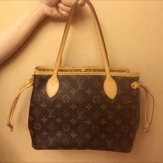 Louis Vuitton Small Neverfull Bag AUTHENTIC