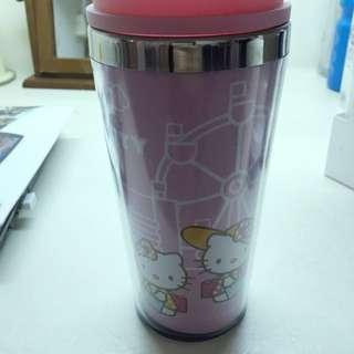 Hello Kitty凱蒂貓隨行杯 只用過一次