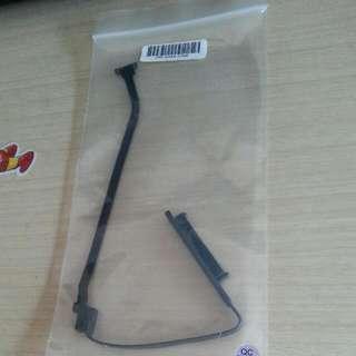 Macbook Pro 15.4-inch Unibody A1286 2008 Model Hard Drive Cable Connetor SATA.