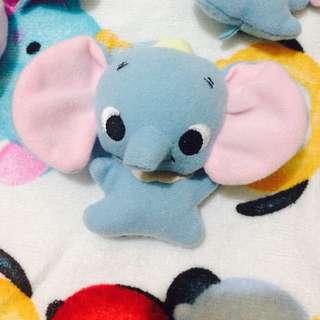 (可換物)小飛象baby掛飾 全家扭蛋可換