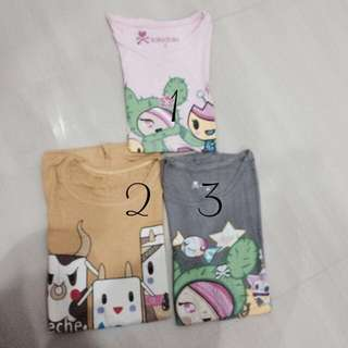 Tokidoki T-shirt
