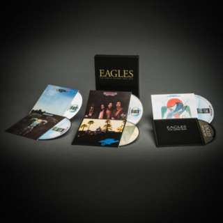 Limited Edition Eagles Vinyl Box Set (6 Vinyls And Extras)