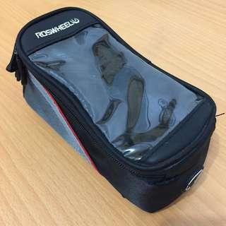 [贈送]腳踏車手機袋/上管包/雙袋包