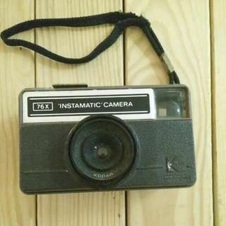Kodak Vintage Instamatic Camera Made In England