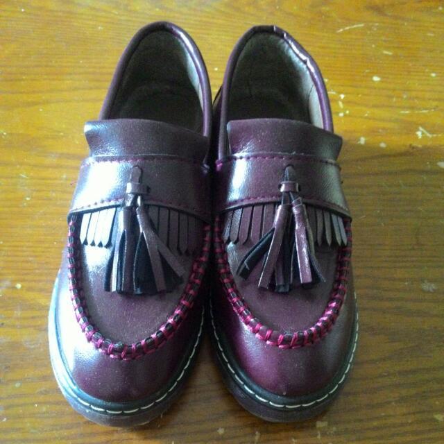 (9.9999成新)樂富鞋