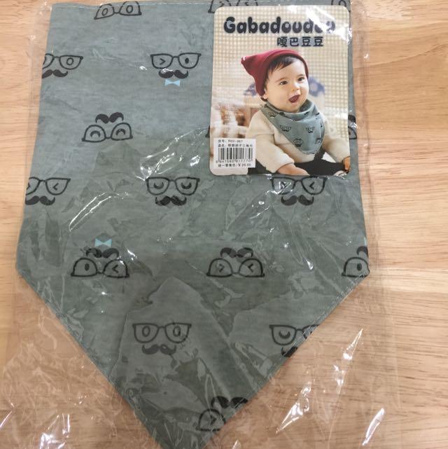 寶寶口水巾