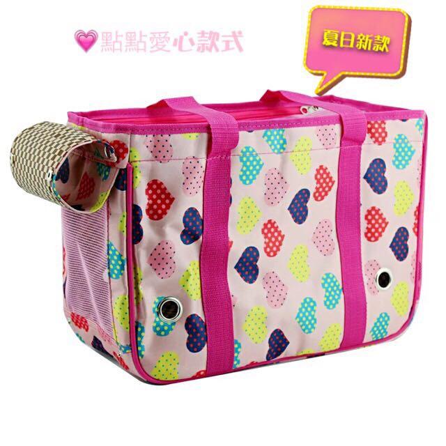 時尚寵物提袋\外出包 (L)目前預購