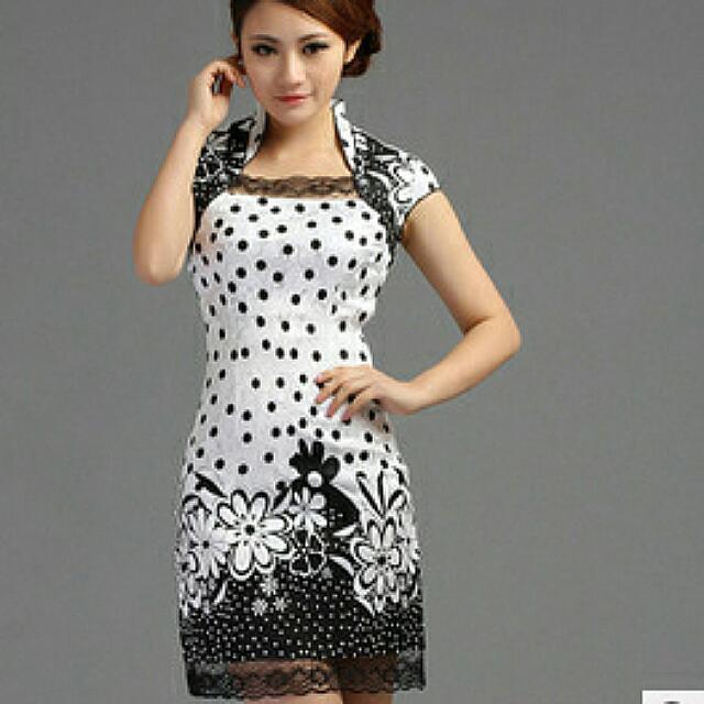 b3a3d5be8 👗 Ladies Elegant Modern Cheongsam 👗 Sidzcolleczion 👗 Pre order ...