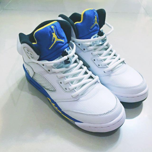 Nike Air Jordan 5 Laney
