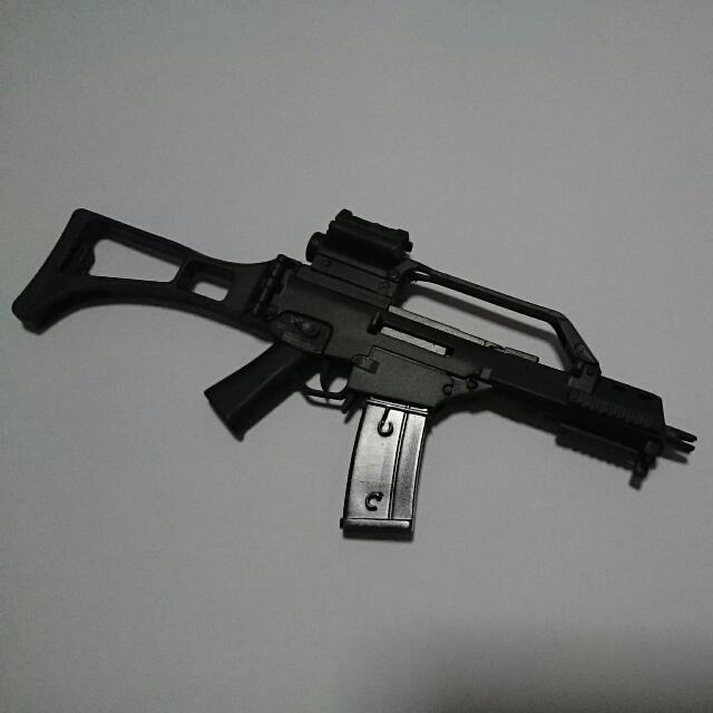 Brand New H&K G36 Rifle For 12 Inch, Toys & Games on Carousell