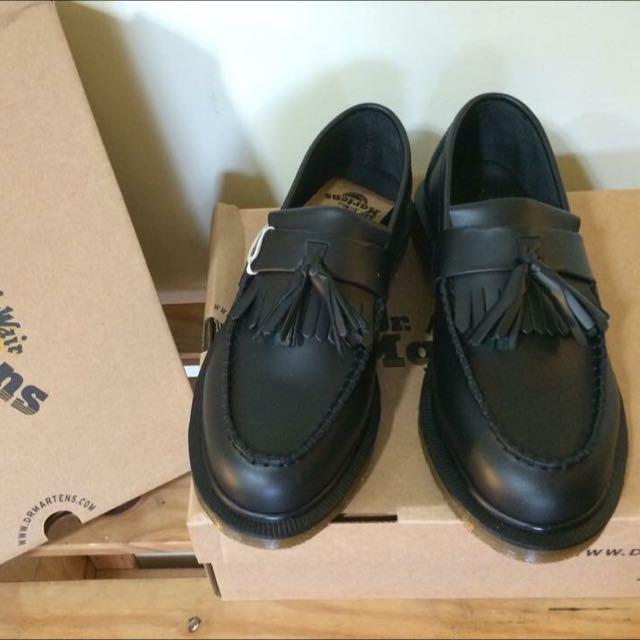 Dr.martens Loafer樂福鞋 黑色