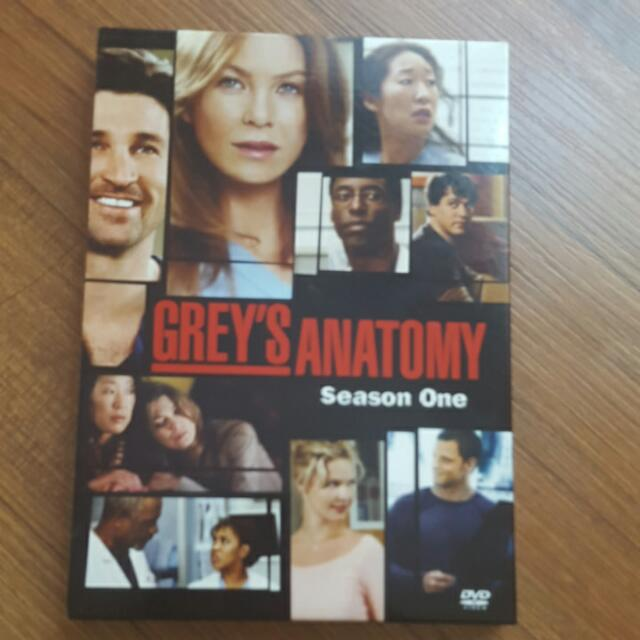 Grey\'s Anatomy Season 1, Everything Else on Carousell