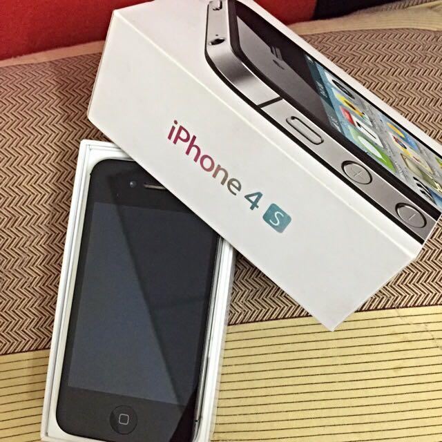 I Phone 4s 16g