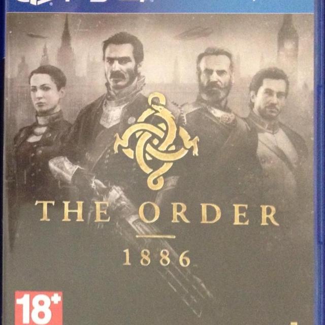 PS4 The Order 1886, 教團:1886