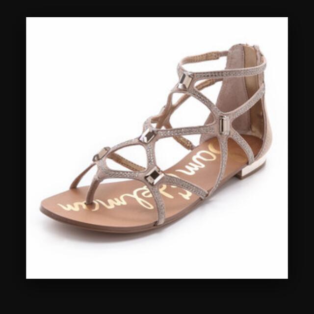 US尺碼 8.5號Sam Edelman涼鞋