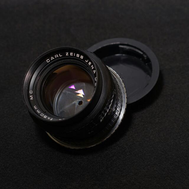 zeiss 德國蔡斯 50mm f1.4 for canon