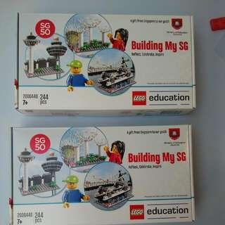 Building My SG 50