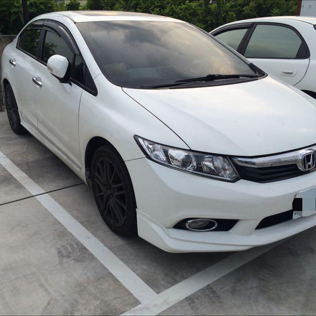 2013/05 Civic 1.8 頂級 滿配
