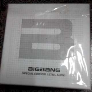 BIGBANG Special edition / still alive 韓版
