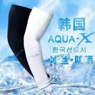 韓國超夯永久性冰袖,越曬越冰喲