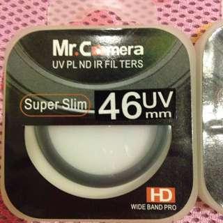 全新✨相機濾鏡46mm