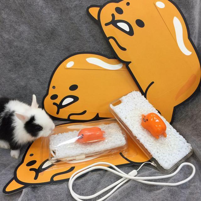 《大出清》限量!立體米飯蛋黃哥手機背蓋