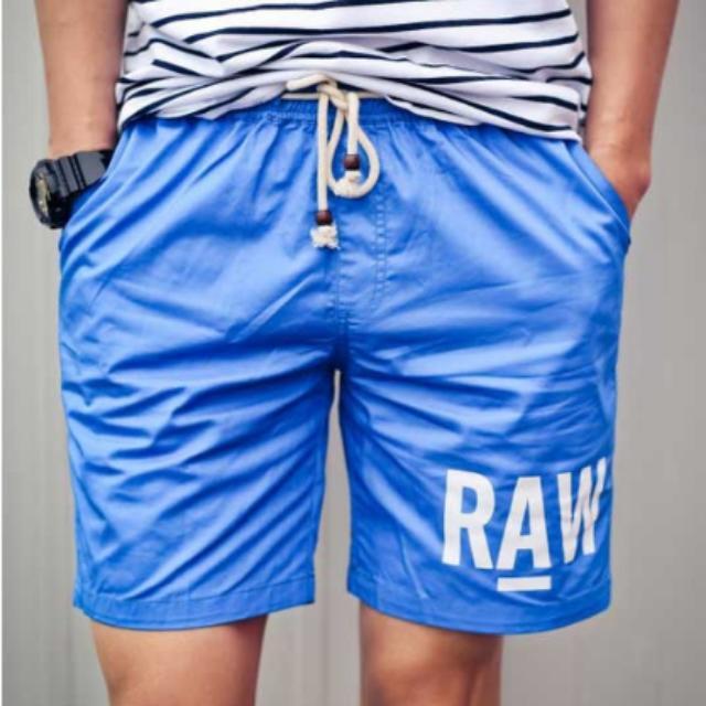 日本潮款沙灘運動短褲