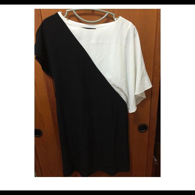 含運 / Zara Basic 洋裝